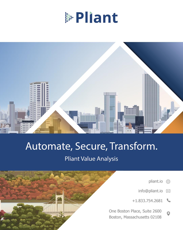 Pliant Value Analysis